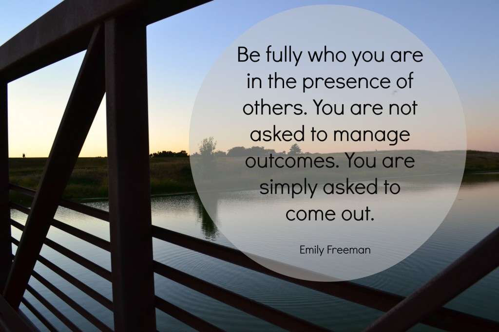 5a11cf2587 Authentic You  Be Fully Who You Are  day 12 . I ...